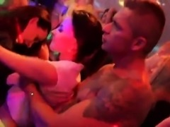 Hot kittens get entirely wild and naked at hardcore party
