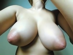 Webcam big oreol tits