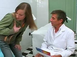 Versautes beim Frauenarzt!