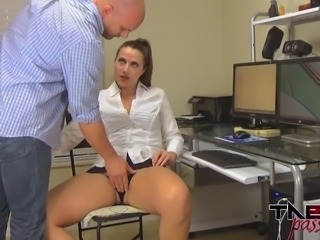 Taboo Passions MILF Madisin Lee in Fucks Stepson in All Work No Play