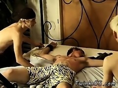 Footjob and toe fuck gay men and gay foot serviced Tickle  F