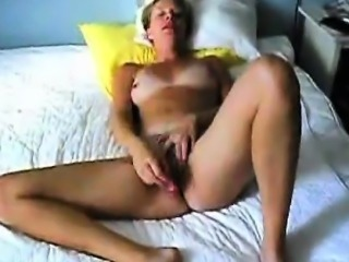 Home made sex movies woman with tan lines utilizing a vibra