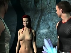 Crystal Caves - Best 3D hentai porn videos