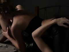 lovely girly lesbians sex with erotic toys