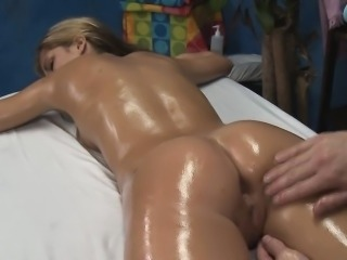 Sexy sizzling gets a bawdy cleft massage then fucked hard!