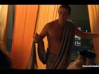 Lucy Lawless - Jaime Murray - Spartacus GotA - 01