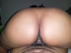 HOMEMADE PAWG RIDE