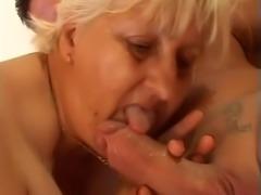 Hey my grandma is a whore 23 - scene 3