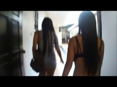 Two Thailand Prostitute Girl Fuck and Suck Boy Holyday