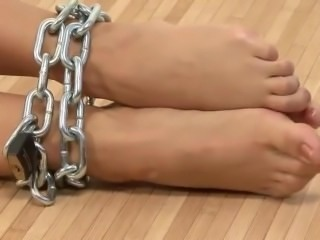 Bitch bound in chains