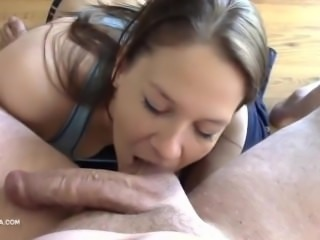 Huge Cellulite Ass Brunette Milf Lets Her Boss Cum Twice In Her Pussy! 3