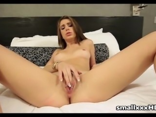 Cute Petite Teen Wants To Try Porn