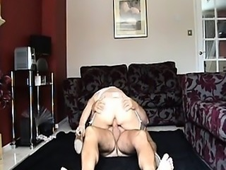 British femdom adult fuck with boy-in law