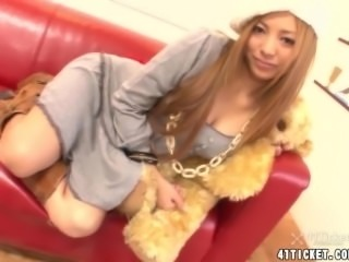 Busty Model Anna Morisaki (Uncensored JAV)