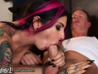 JoannaAngel Summons Anal Sex