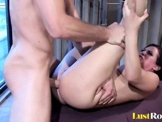 Pretty Tory Lane enjoys some dicking by the pool