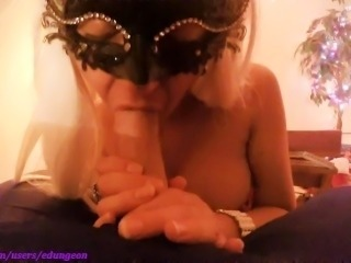 POV Compilation Including Multiple Cumshots