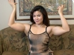 Asian Muscle Tomoko K. 12