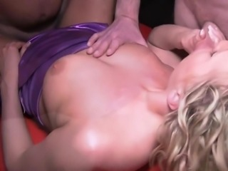 German Wife Multiple Creampie Gangbang Party