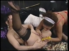 A good Maid meets her Mistress Lesbian Cravings