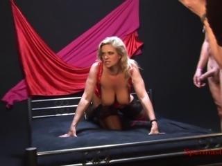 Multiple Cumshots Orgy - Marina Part 2 ------