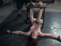 tickling punishment for beautiful violet monroe