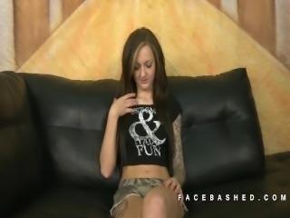 Kendra Kole small teen shocking sex