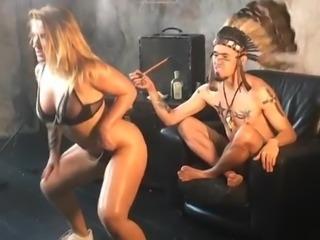 Backstage rap clip