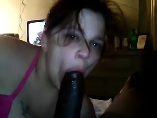 BBBW consume a dick