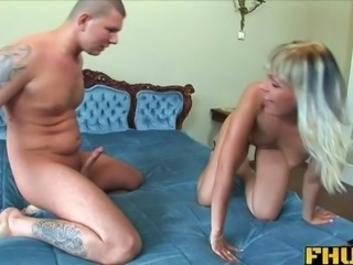 FHUTA  Dirty Slut Gets an Anal Punishment