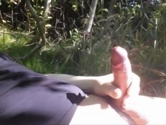Cumming in the Sun
