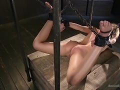 goldie rush in device bondage