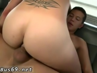 Cute ass straight boys dick gay full length Dick On The BaitBus!