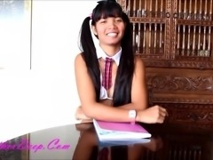 heather deep sexy school girl gets fucked and throatpie creamthroat cum load
