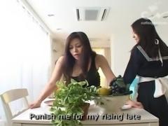 Asian Schoolgirl Makes Teacher Lesbian Pet Part 10