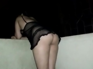 Indian hot wife ass view