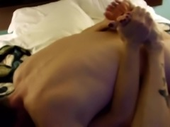 Wife getting a good hard fuck