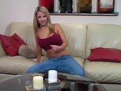 Masturbation instructor in Her Fun Room