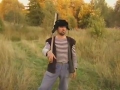SB3 The Randy Russian Farmer !