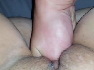 Drunk fisting and fingering orgasm