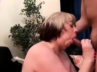Dirty British Mature gets Fucked Hard