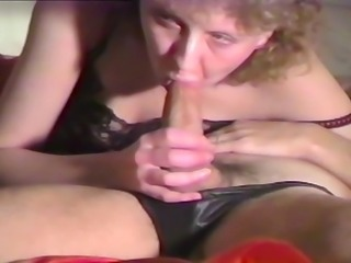 grindin her pussy, cumming with a fat cock in her mouth. Aunt JK