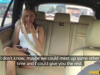 horny ivana gets fucked in the backseat