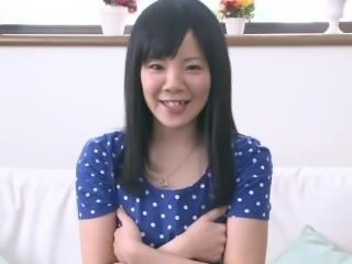 Hot Asian Babe Haruka Aoki.