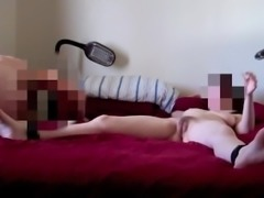 we have bdsm sex—with tying up!