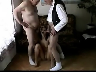 naughty-hotties net - Teen & 2 very Old Pervert