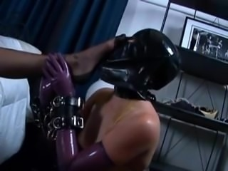 Two mistress dominating slavegirl