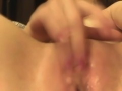 Clit Rubbing and Orgasm for You