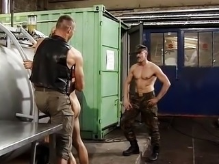 GPB / German Army Guys