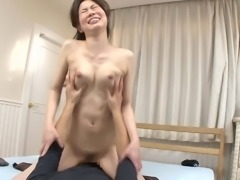 japanese milf rides cock and has her cunt licked
